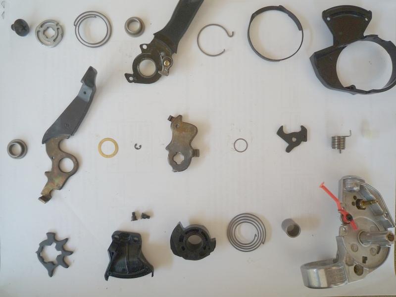 shimano 105 shifter repair manual